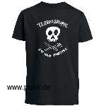 Terrorgruppe: Eat your parents T-Shirt, schwarz